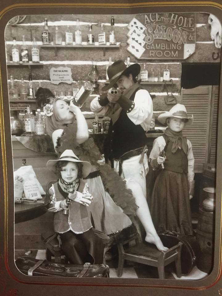 Children and Grandchildren 2018 Virginia City Montana.jpg