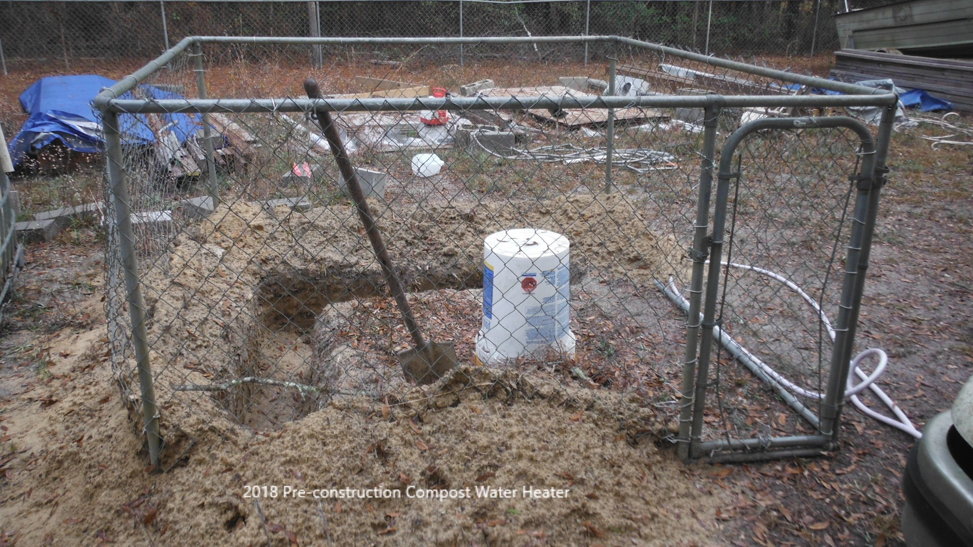 Pre Construction Compost Water Heater.jpg