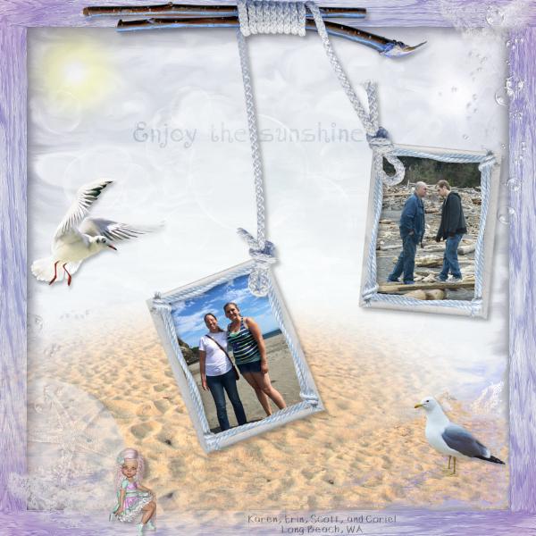 familyatlongbeachshadowbox by Karen T 600x600px.jpg
