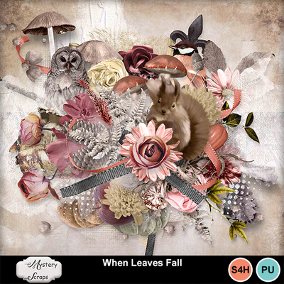Mystery Scraps When Leaves Fall ad.jpg