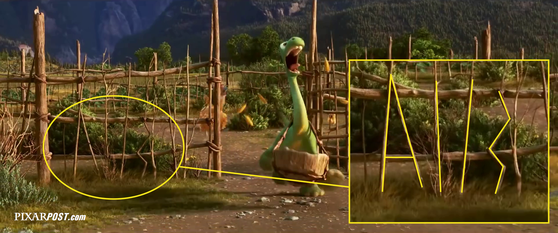 Pixar Post_The-Good-Dinosaur_A113_Easter-Egg.png