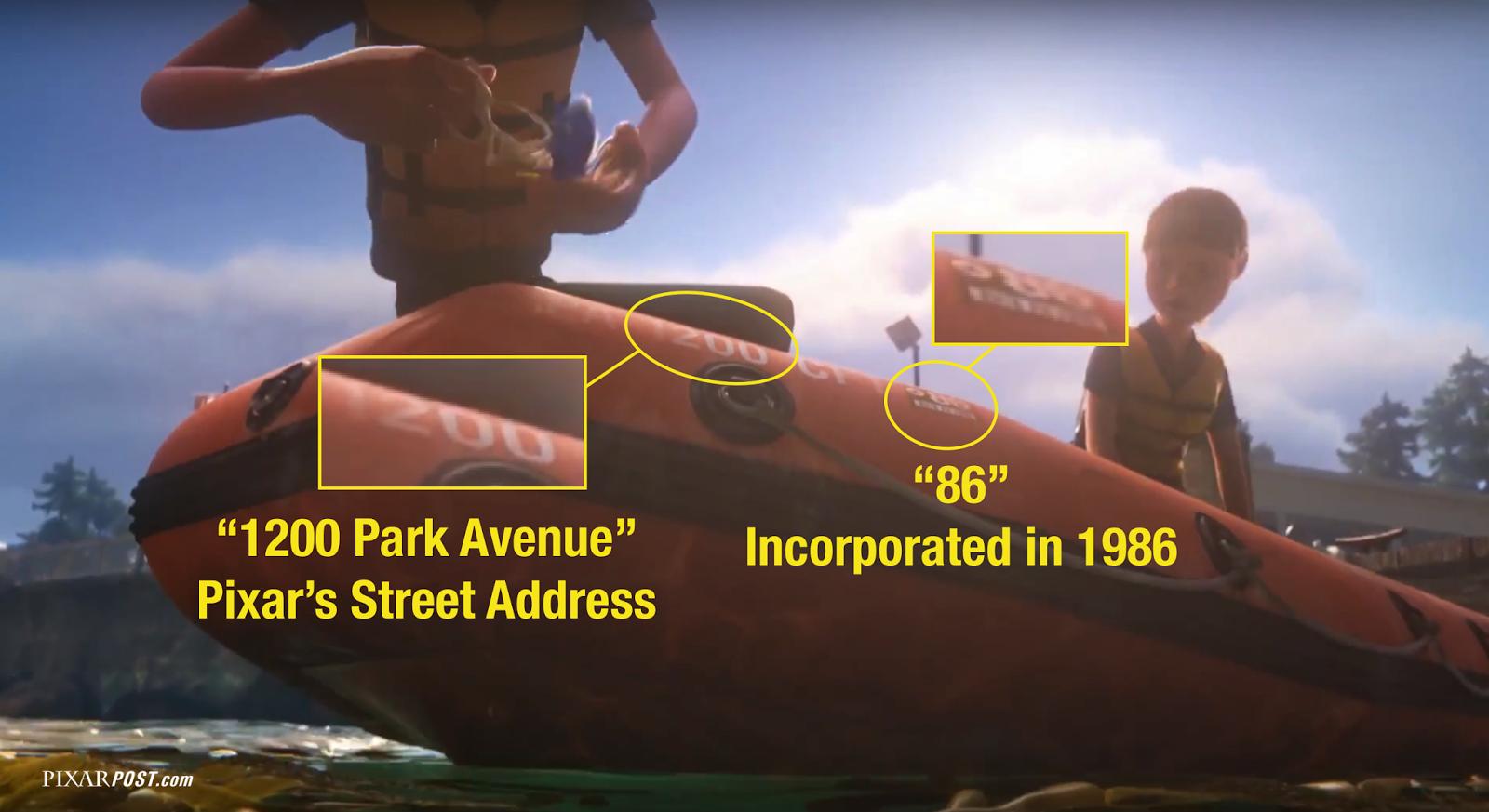 Finding Dory International Pixar Post 1 Easter Egg.png