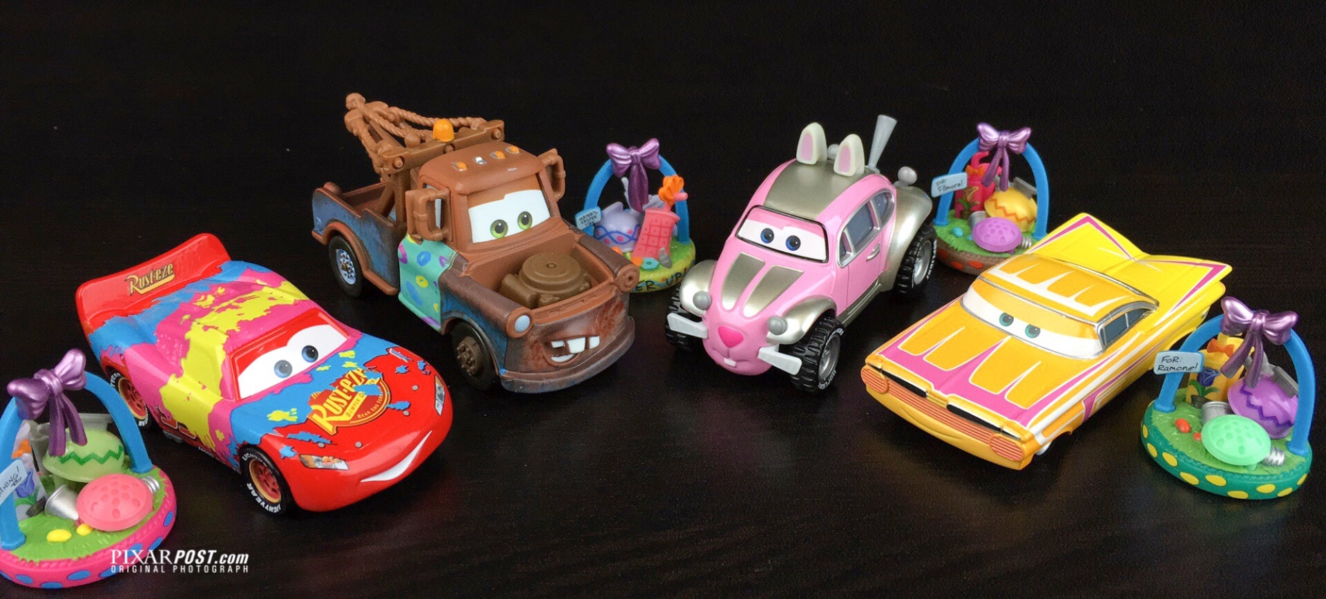 Mater and the Easter Buggy Die Cast Review.jpg