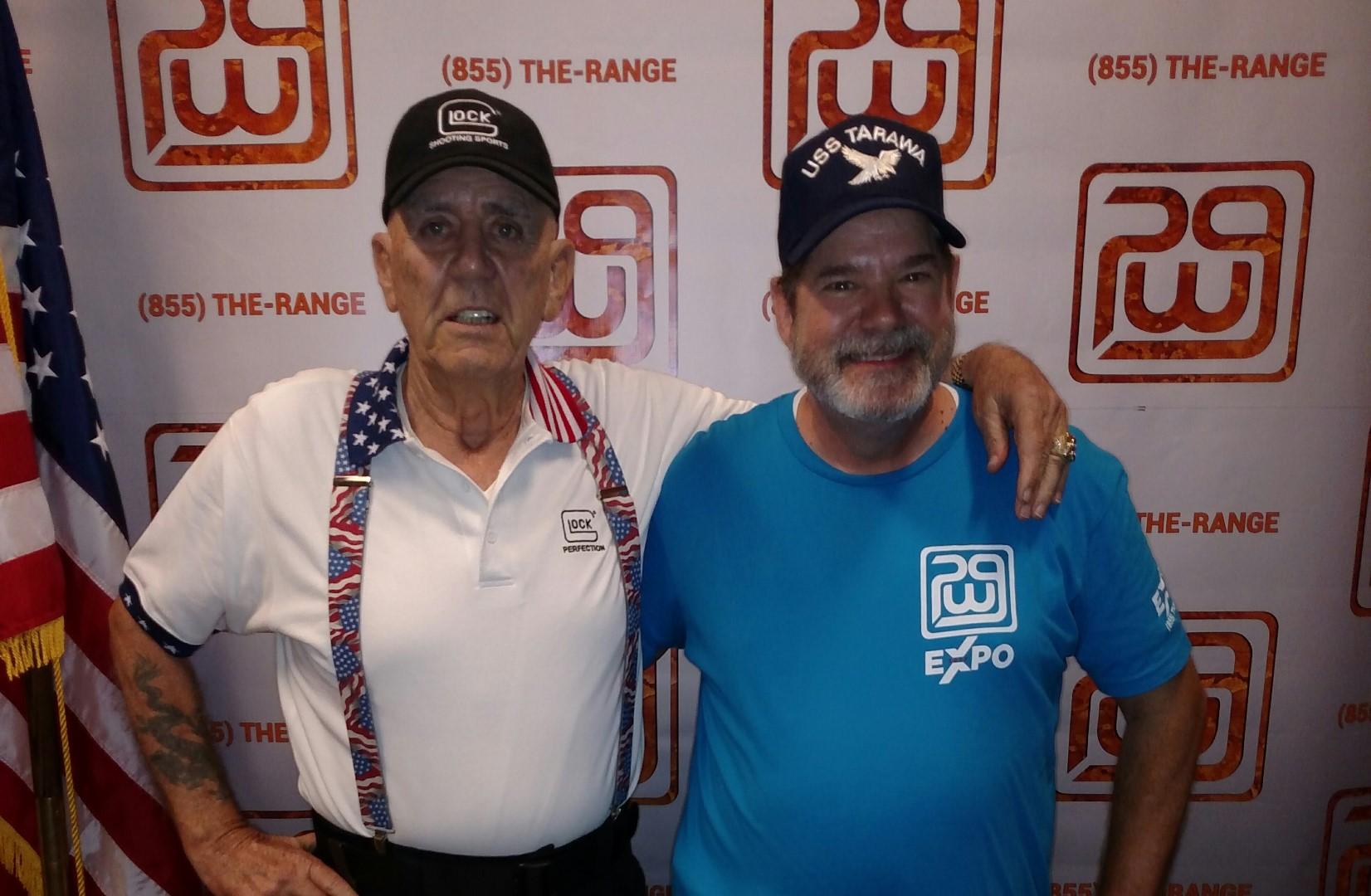 Steve and Gunny Ermey.jpg