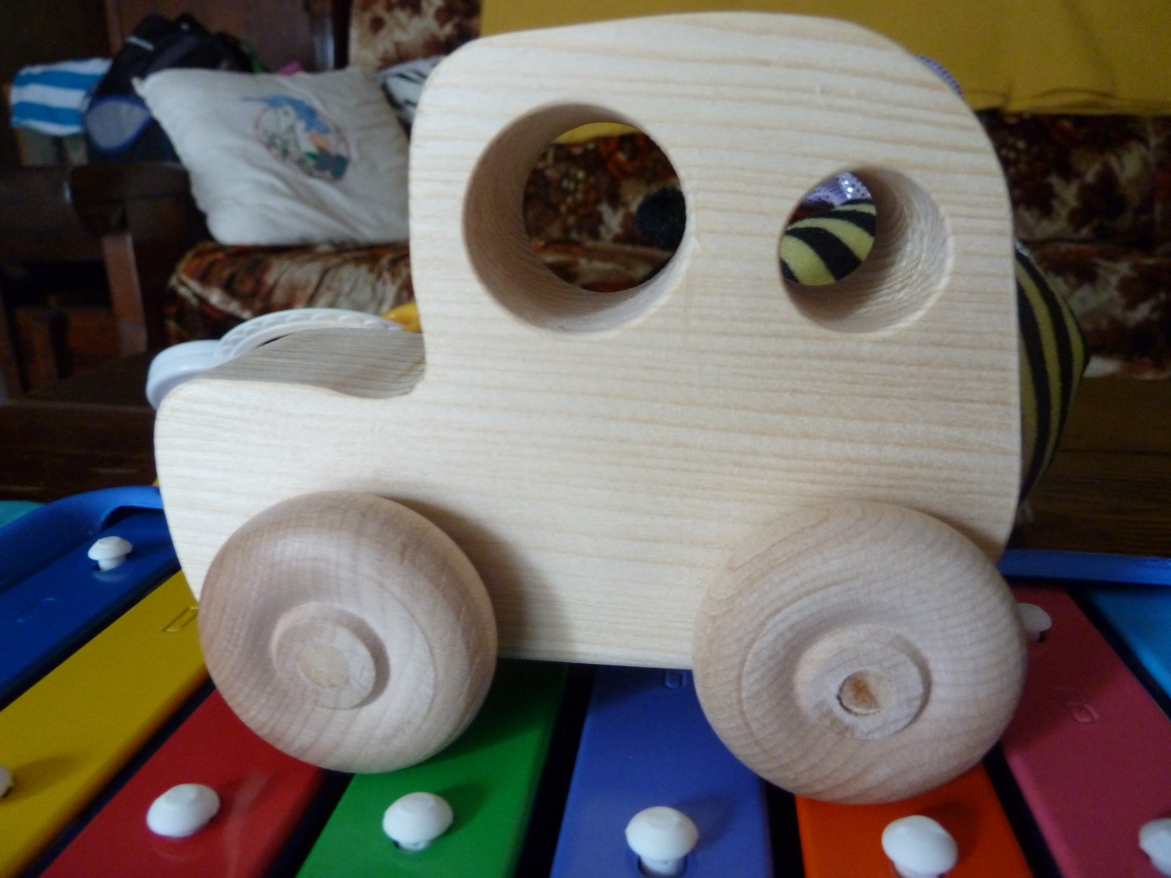 20150426-160653 Woodworking Toys Wooden Car Made for Odin.jpg