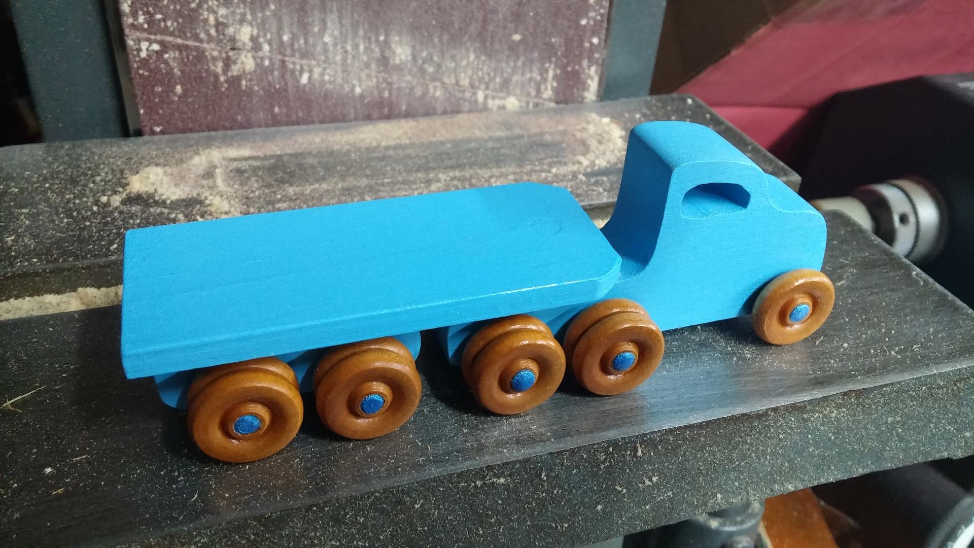 2017-05-03 17.15.24-handmade-play-pal-blue-wooden-toy-truck-tractor-trailer.jpg