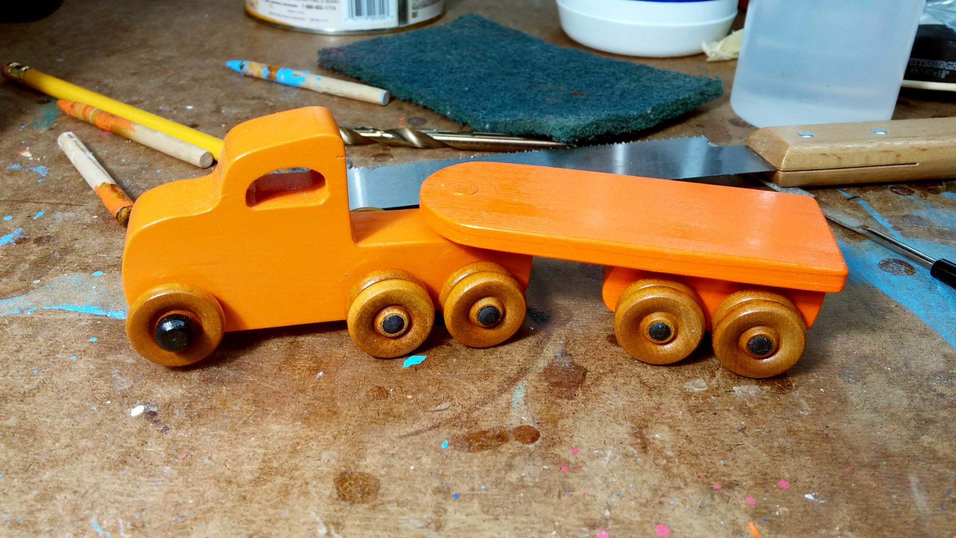 2017-05-11 04.20.25 - Wooden Toy - Play Pal - Trailer - Truck - Orange.jpg
