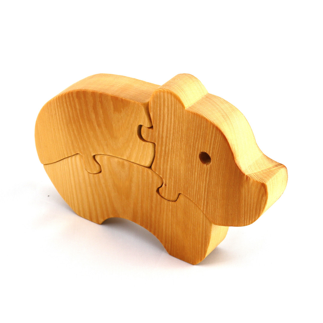 20190131-114505 Handmade Wooden Toy Bear Puzzle Three Piece 665742670.jpg