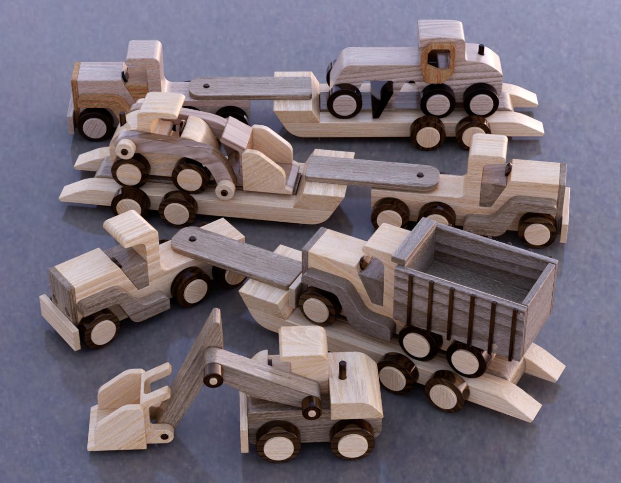 Forum Peterbilt Road Crew Wood Toy Plans.png