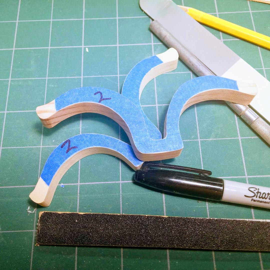 20181121_194719 Bad Bobs Custom Motors Fenders Masked for Glueing.jpg