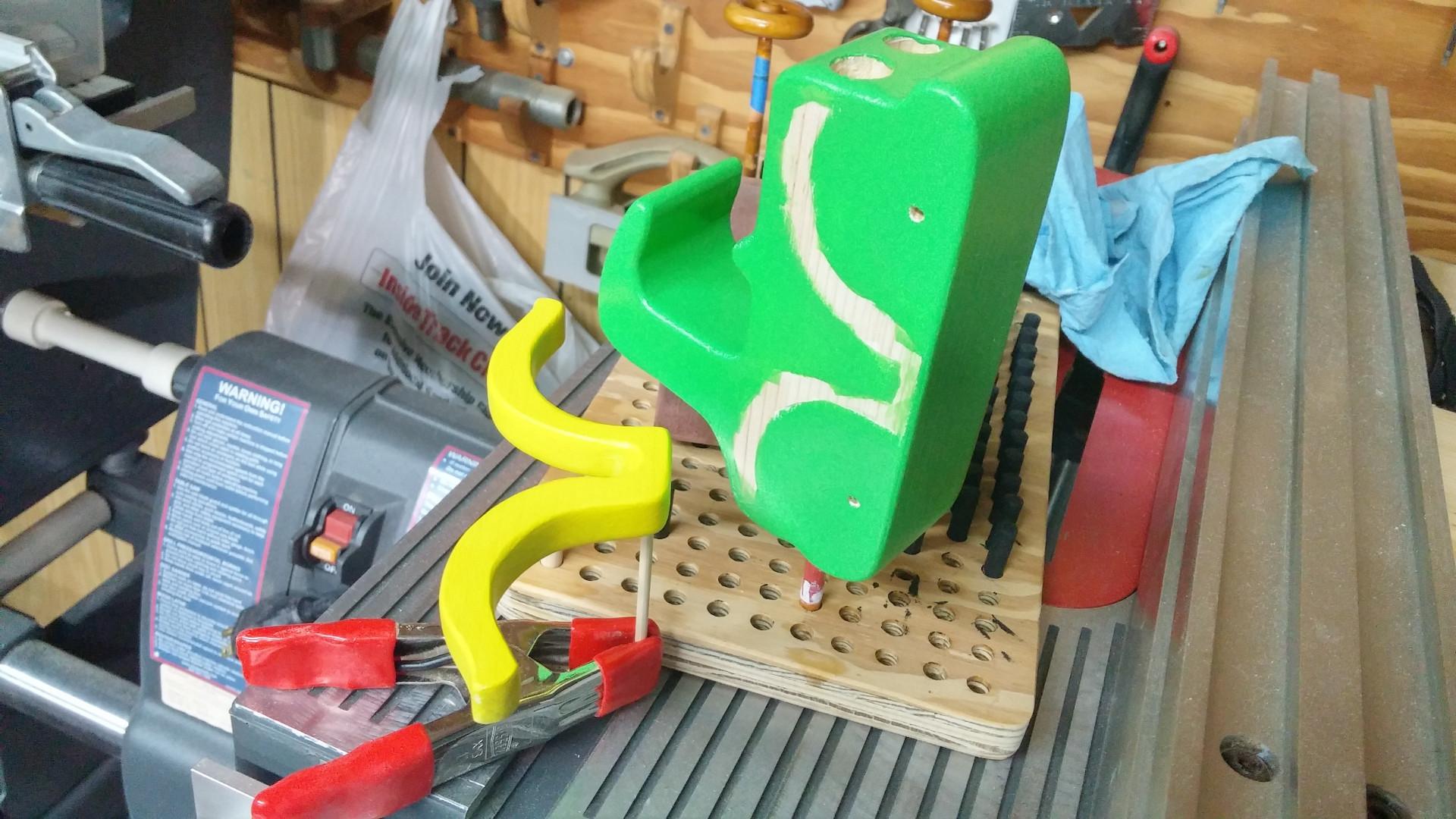 20180314_205314_HDR Handmade Wooden Toy Car Bad Bobs Custom Motors Gre.jpg