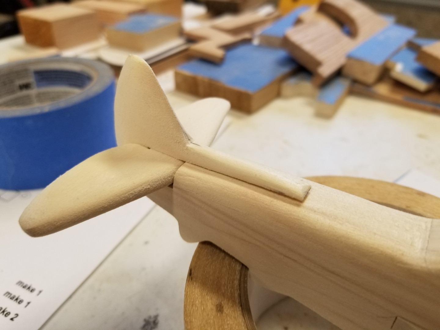 P-40 Tail & Stabilizer Modification PIC Assembled Close Up.jpg
