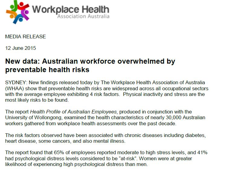 Australian workplace stress - press release.JPG