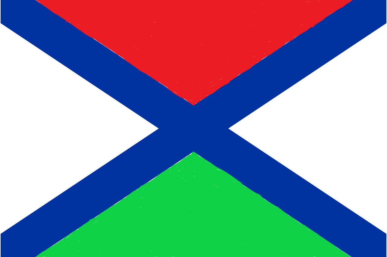 Flag of the Azadian Kingdom of Antarctica.png
