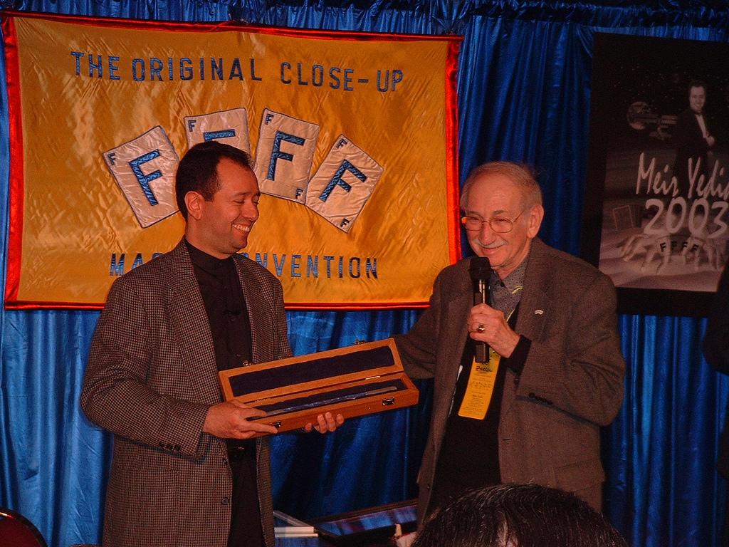 Meir and Herb 2003.jpg