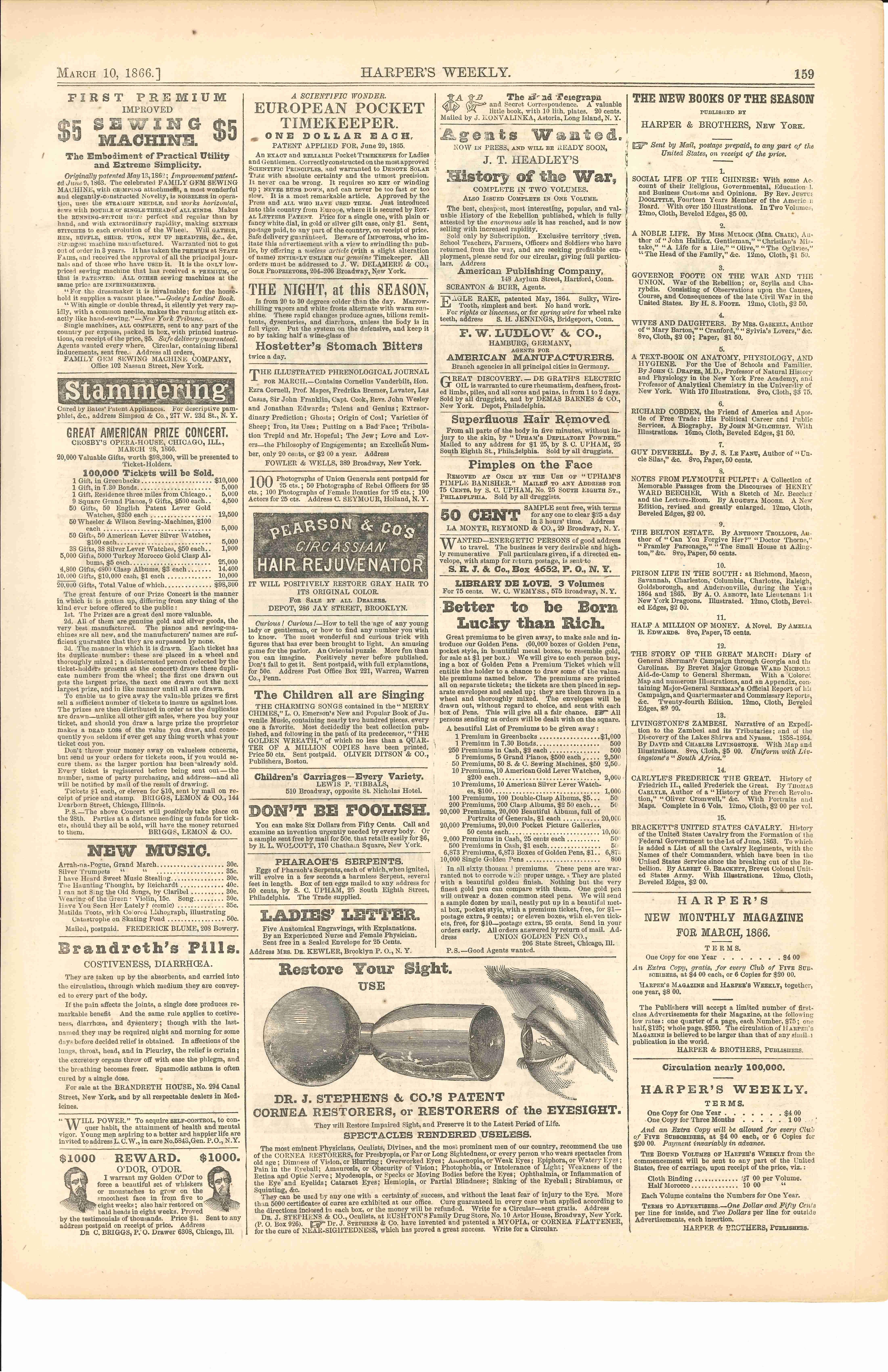 Harpers Weekly 1866 Improve Intellect - back.jpg