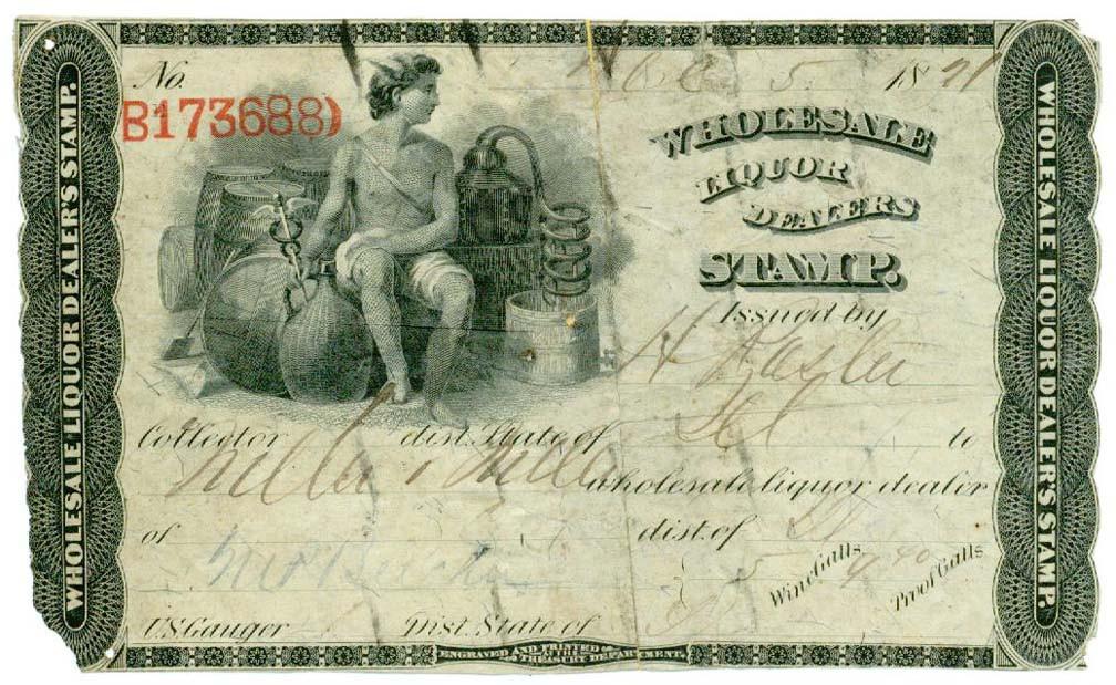 Taxpaid used 1871 Wholesale Liquor.jpg