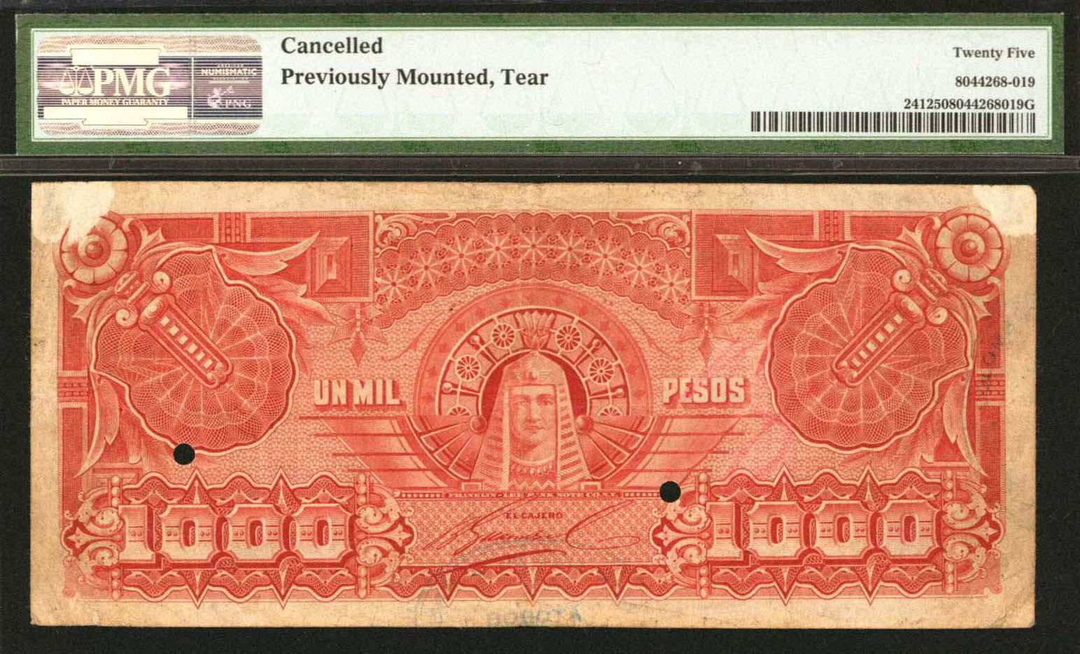 Columbia 1895 1000 peso specimen back.jpg