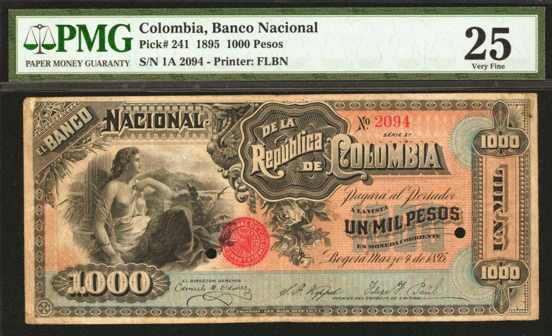 Columbia 1895 1000 peso specimen front.jpg