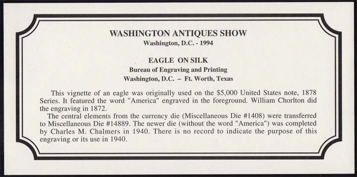 1994 BEP handkerchief info card.jpg