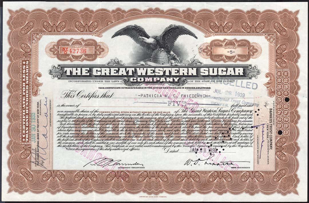 Great Western Sugar stock.jpg