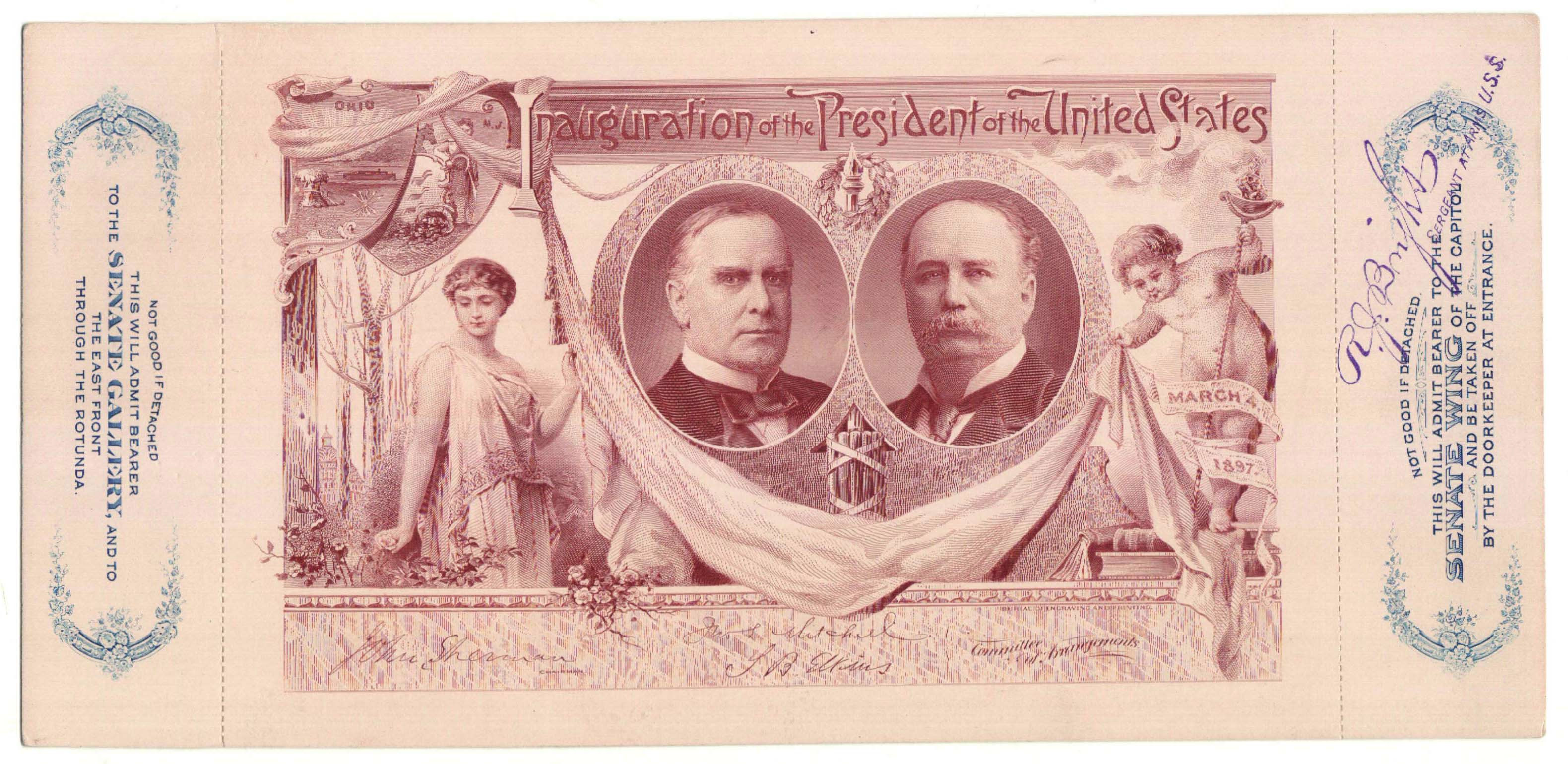1897 Inaug ticket w stubs.jpg