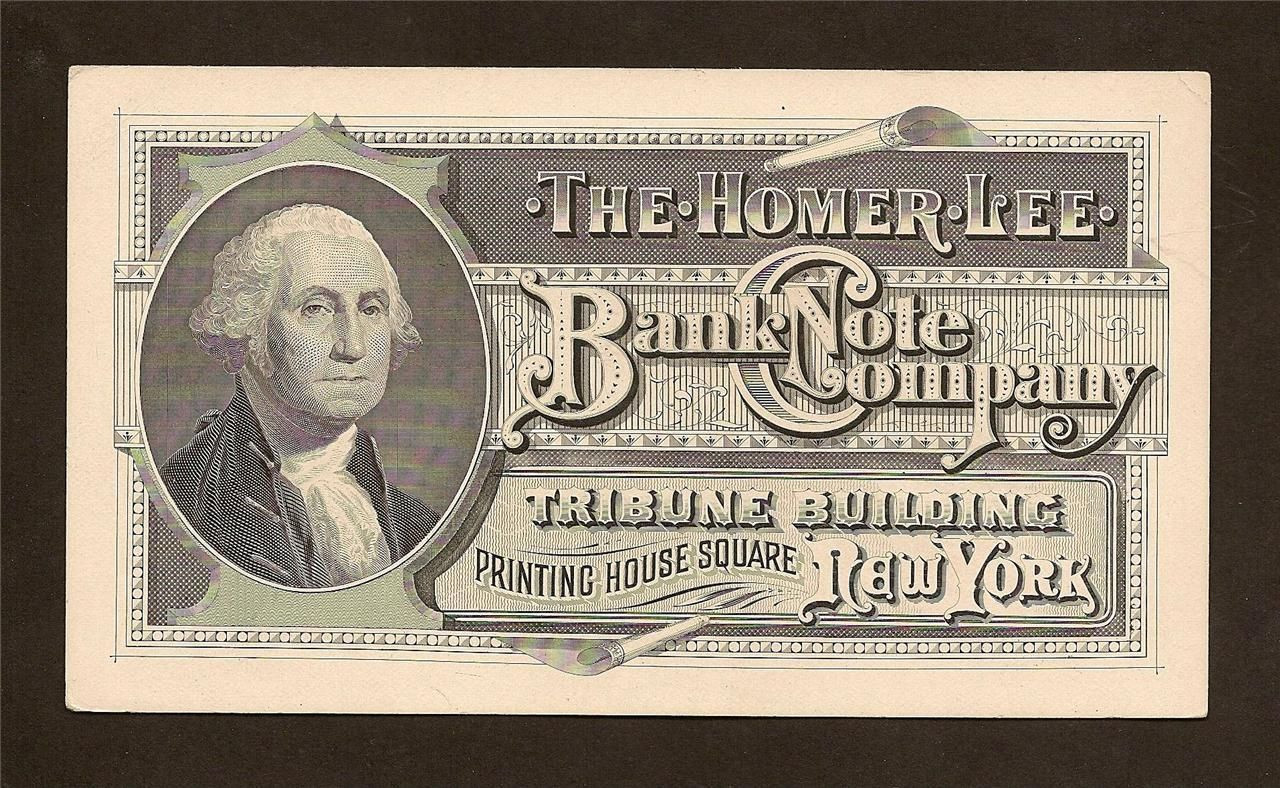 Homer Lee ad card Washington.jpg