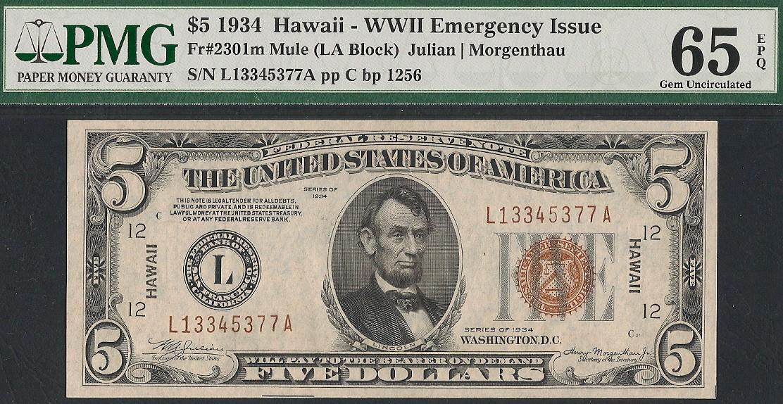 5 1934 FRN HAWAII - Fr. 2301m (Obv).jpg