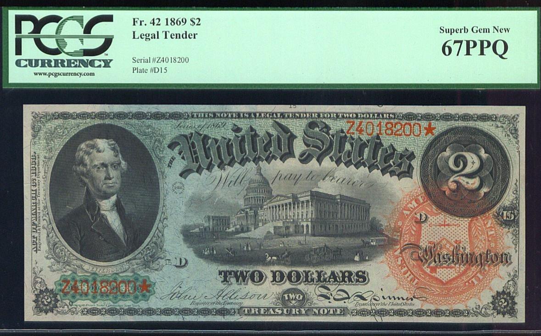 1869 $2 FR 42 PCGS SGN 67PPQ.jpg