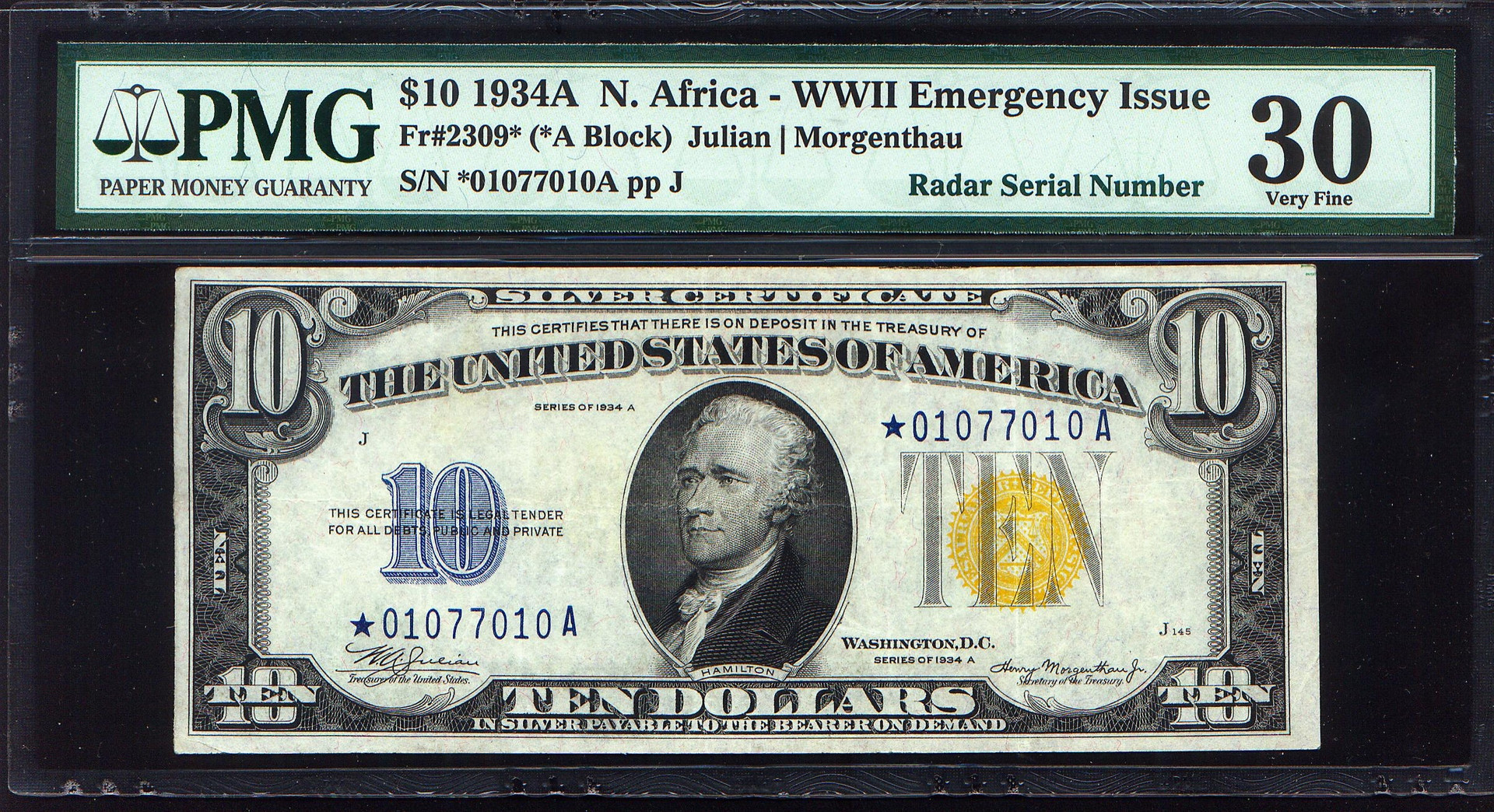 1934 North Africa $10 star front.jpg