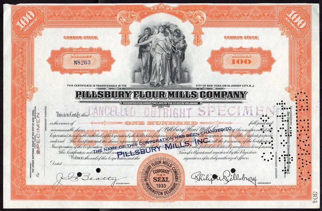 Pillsbury Mills stock.jpg