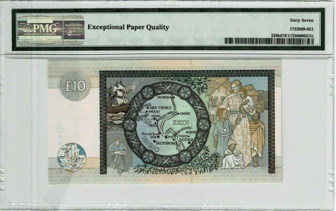Scotland 10 Pounds 1999 Commemorative P 226b PMG 67EPQ b.jpg