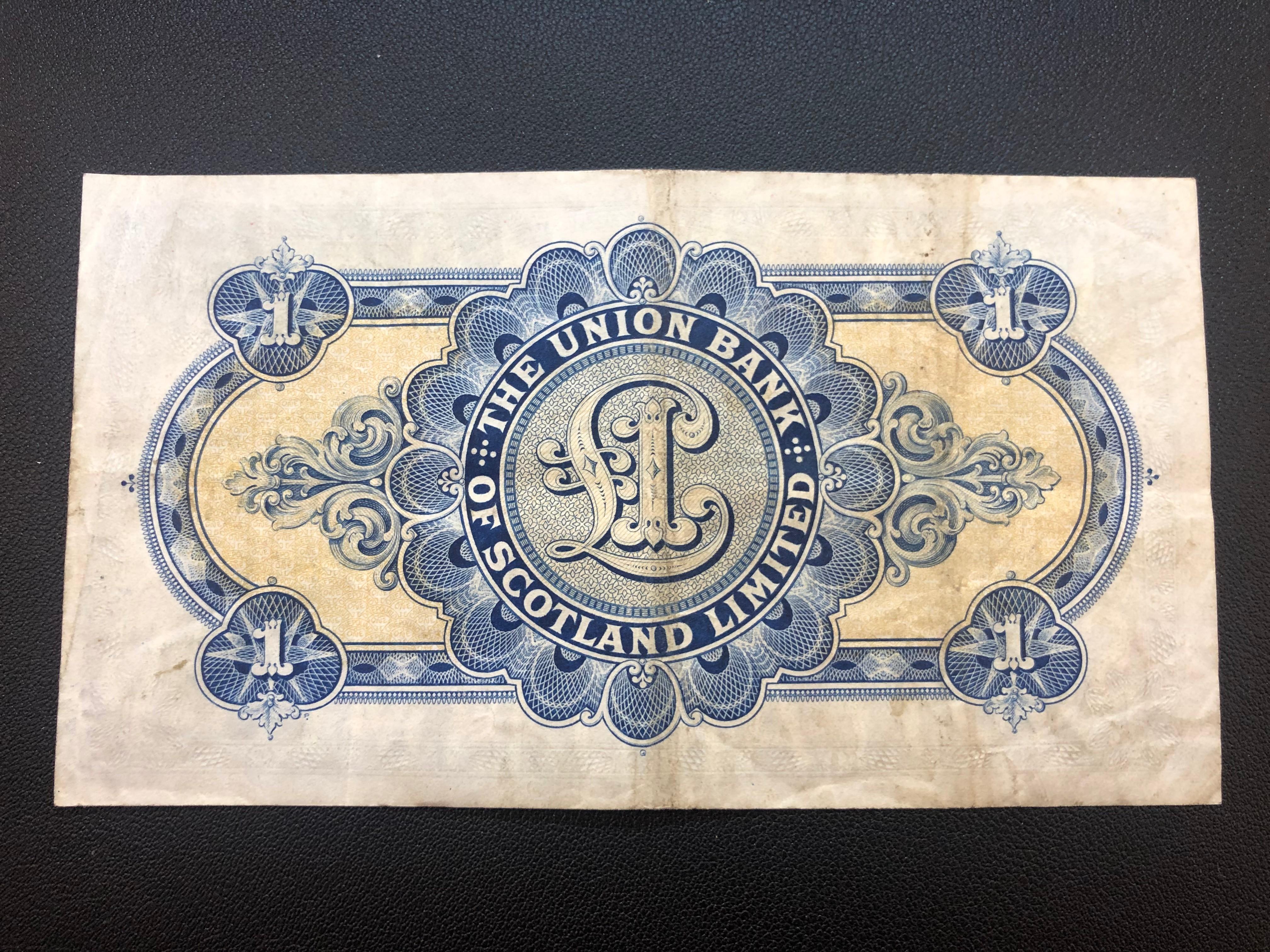 Scotland 1 Pound 1940 S815c Union Bank of Scotland 2.jpg