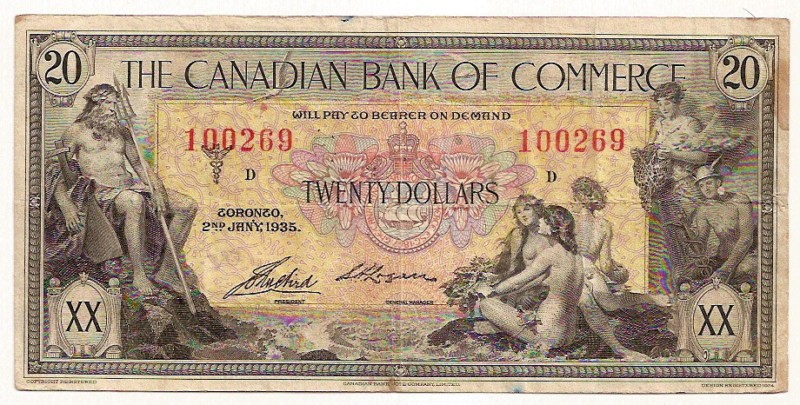 1935 The Canadian Bank of Commerce $20 Arid - Logan $202.50 obv.jpg