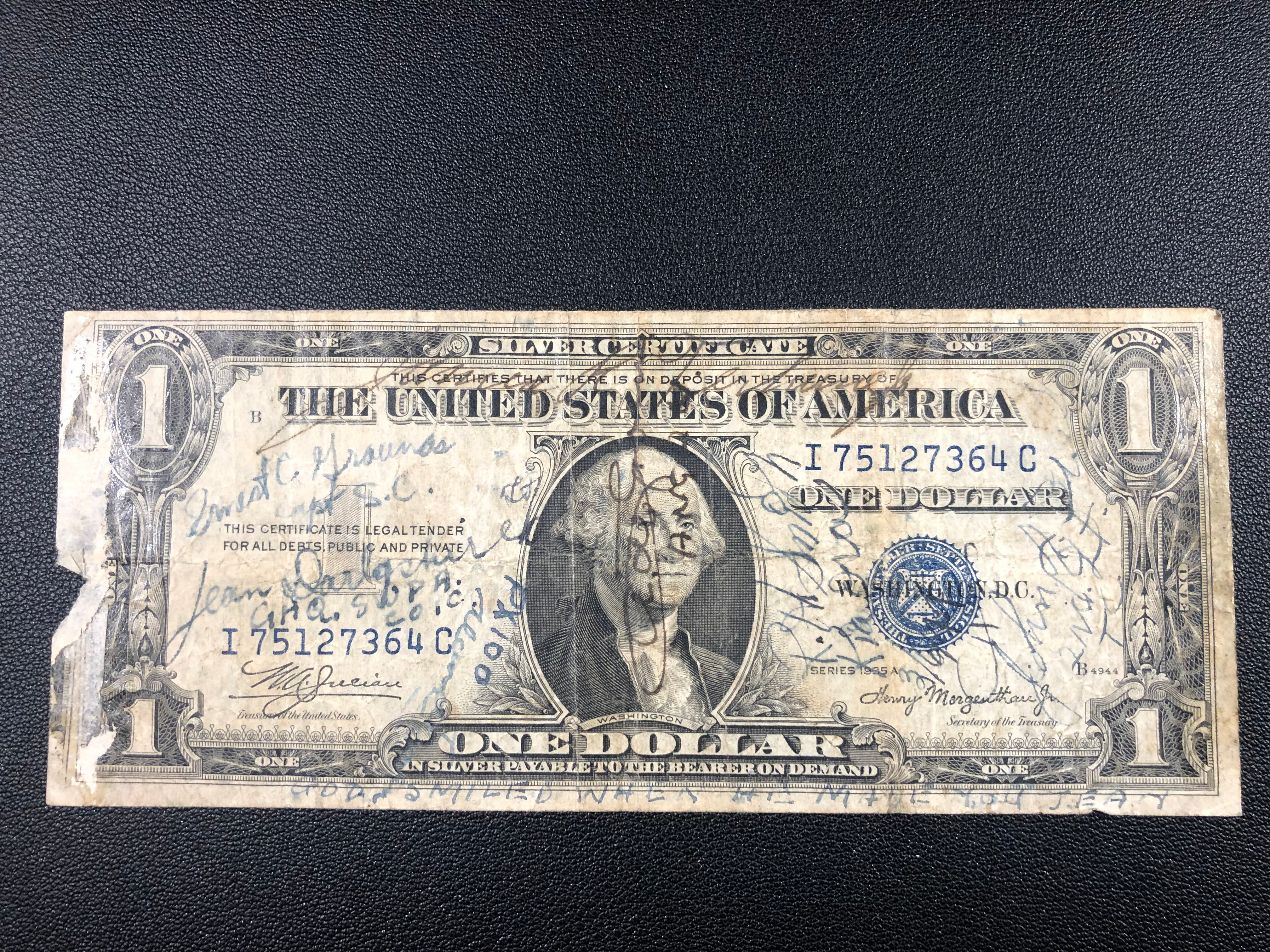 Short Snorter $1 Silver 1935A I75127364C.jpg