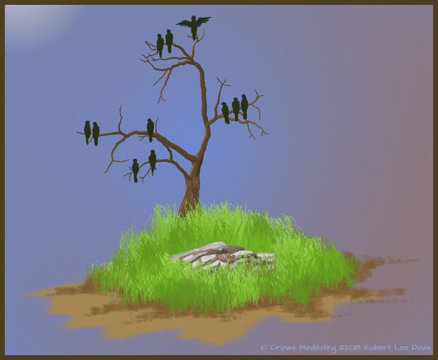 10 Crows Meditating.png