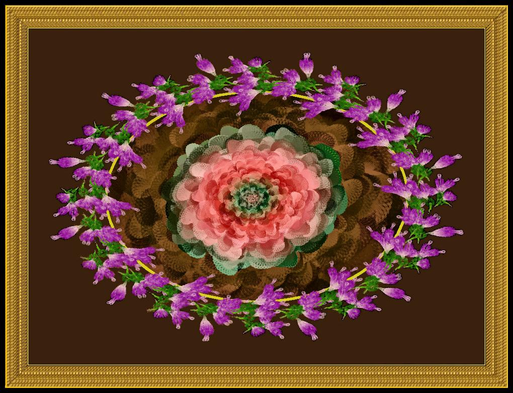 Art Nouveau Framed Flower.jpg