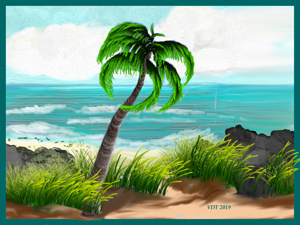 the sea With palm tree.jpg