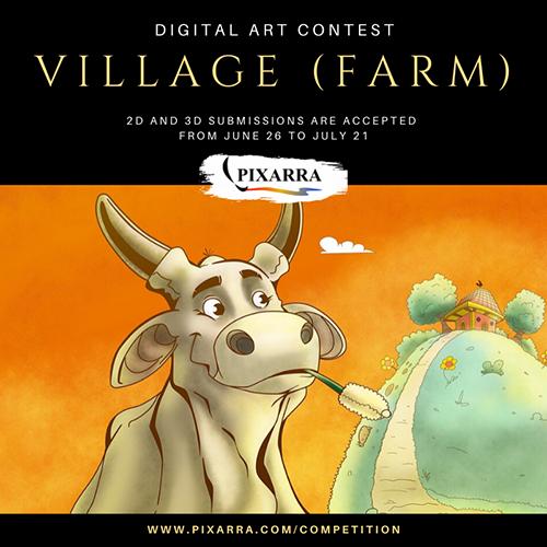 Pixarra-Village-Farm-Contest-500.png