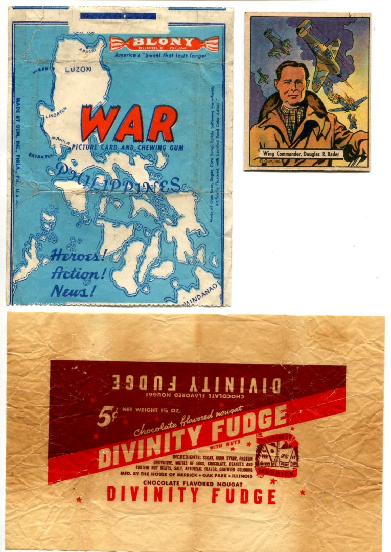 War Gum & Divinity fudge wrappers 001.jpg
