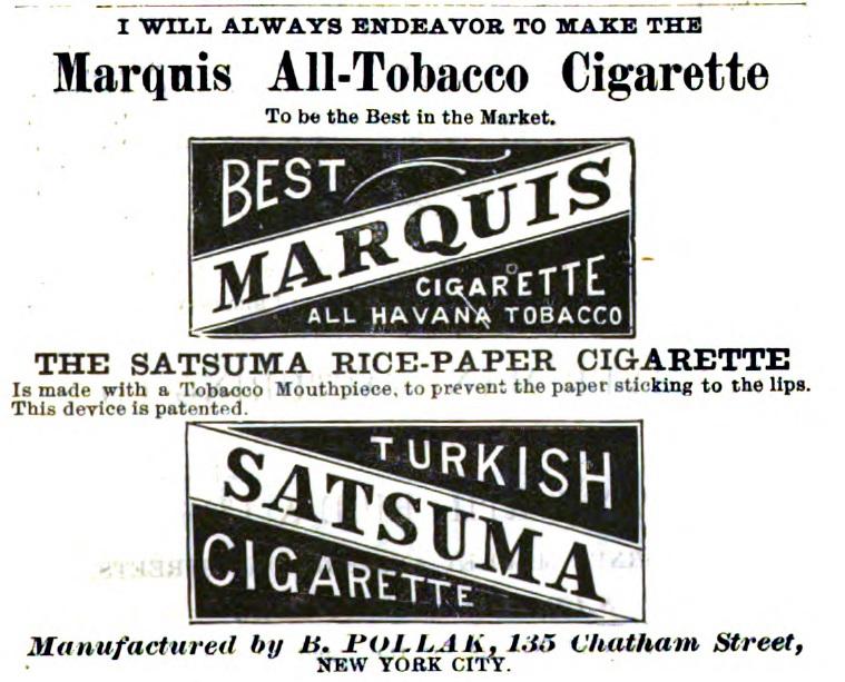 Pollak advert 1879.jpg