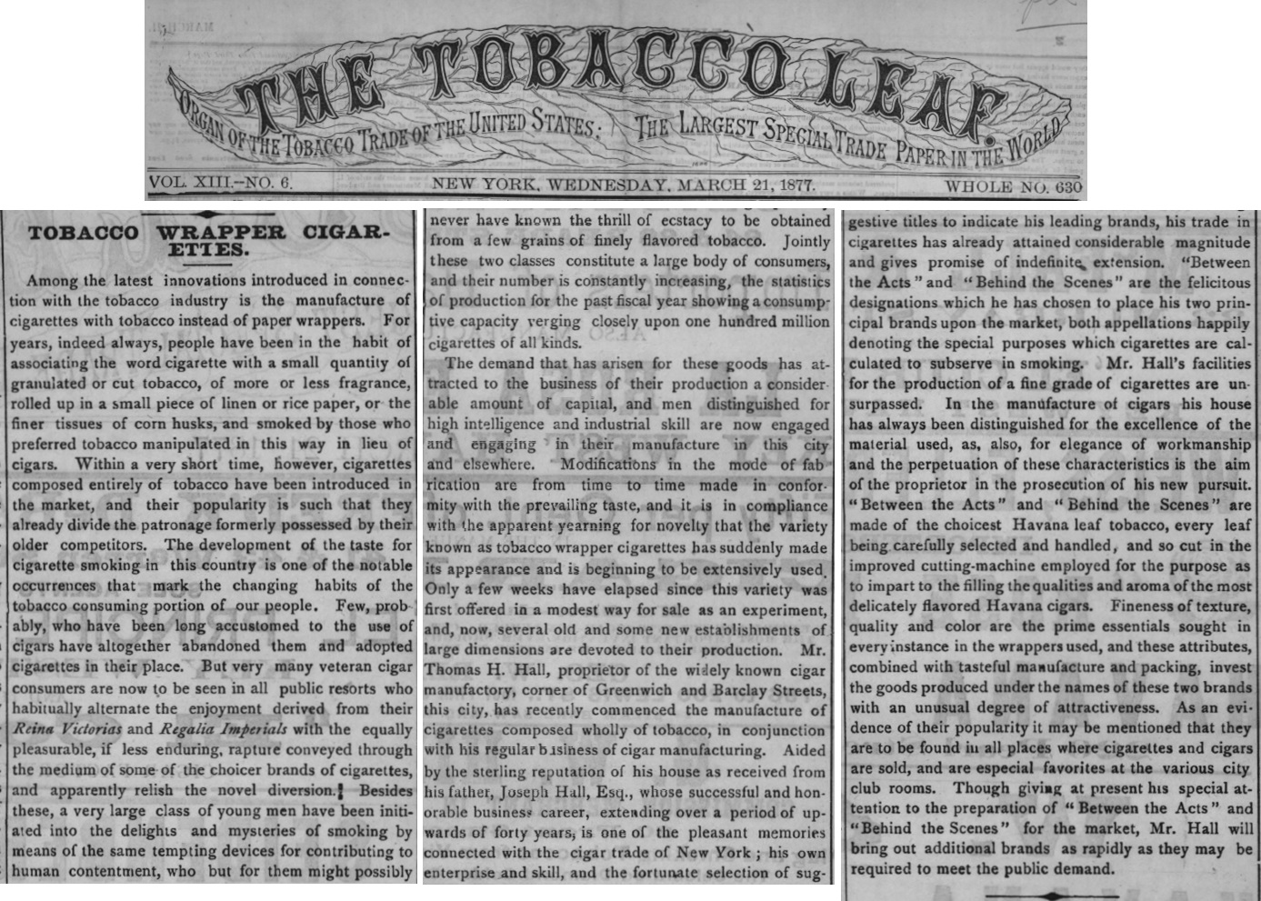 all tobacco cigarette article - 21 March 1877.jpg