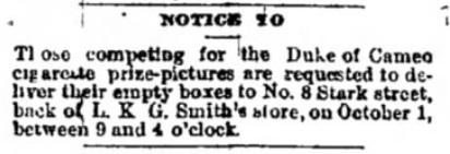 Cameo advert - Sept 1888 - competition 29 Sept.jpg