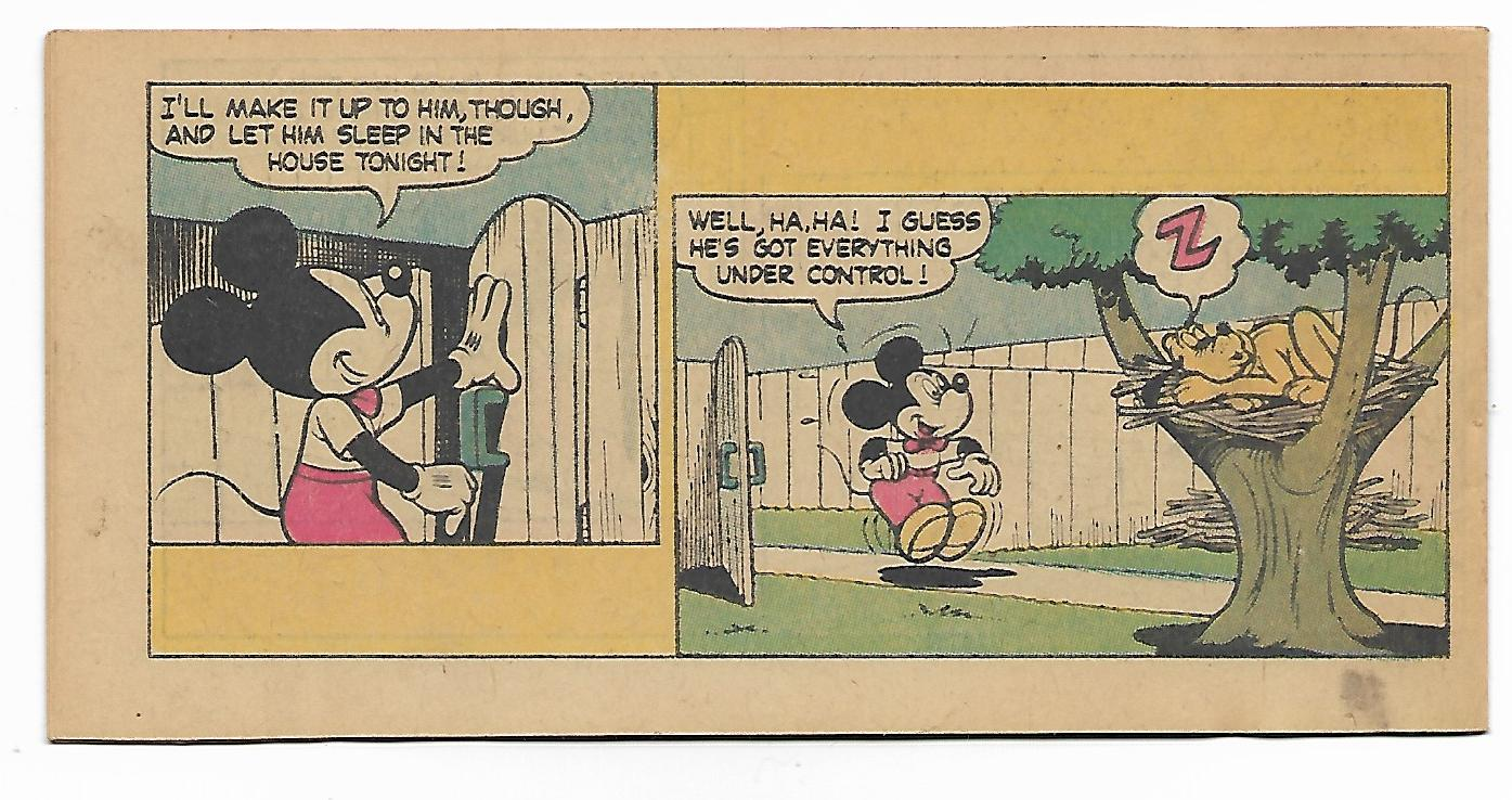 MICKEY MOUSE MINI COMIC BOOK #158--B--1976.jpg
