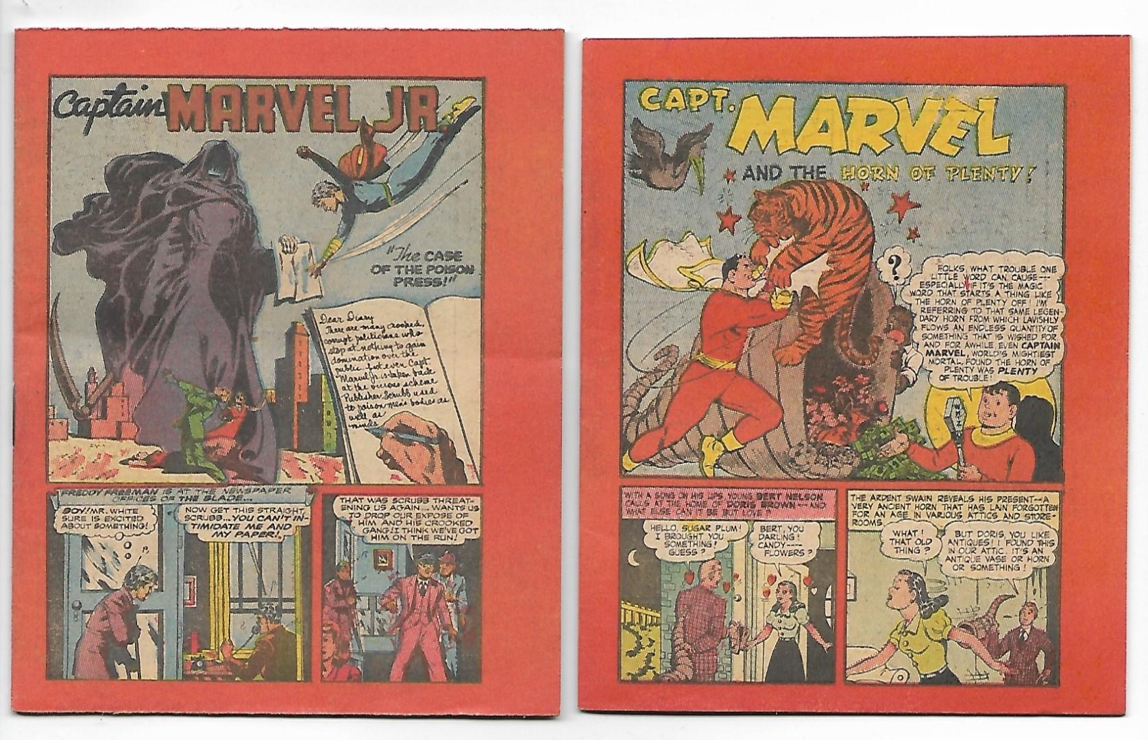 CAPT MARVEL AND JR FAWCETT BOOKLETS.--.jpg