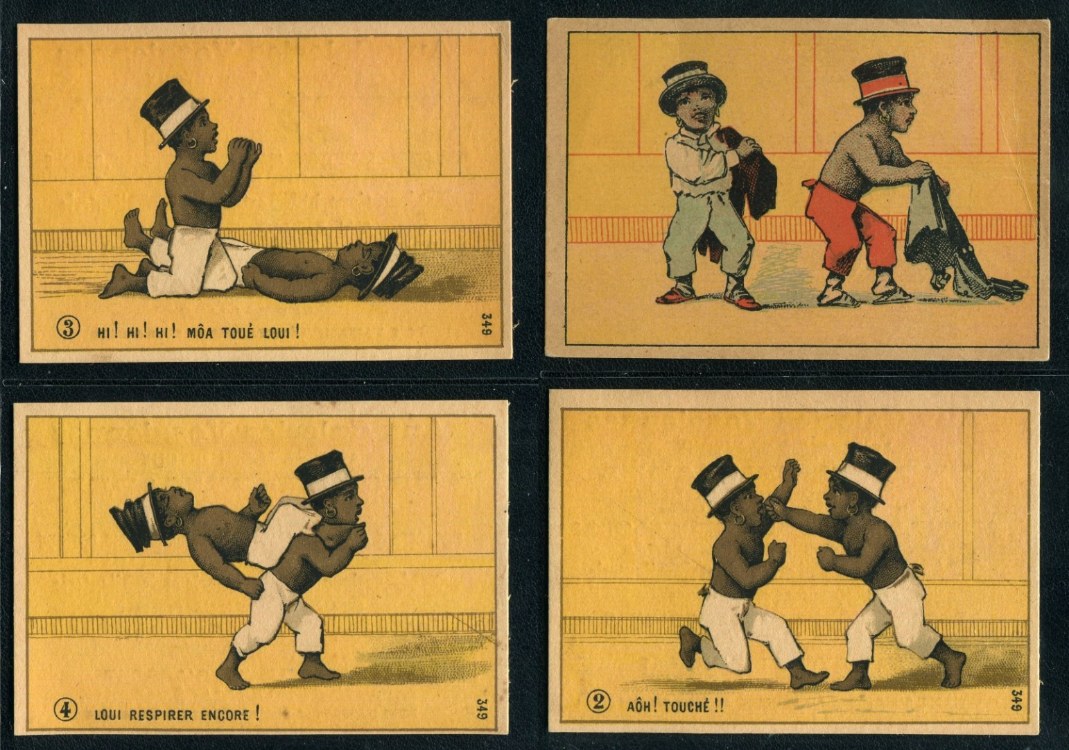 1890s French Racist Boxing Trade Cards 3.jpg