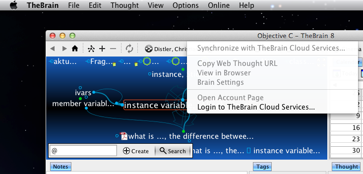 2013-12-13, TheBrain, Search Box, Alt-L.png
