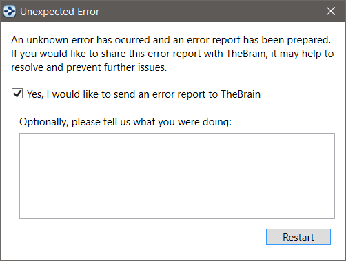 Click image for larger version - Name: unexpected error.jpg, Views: 84, Size: 133.49 KB
