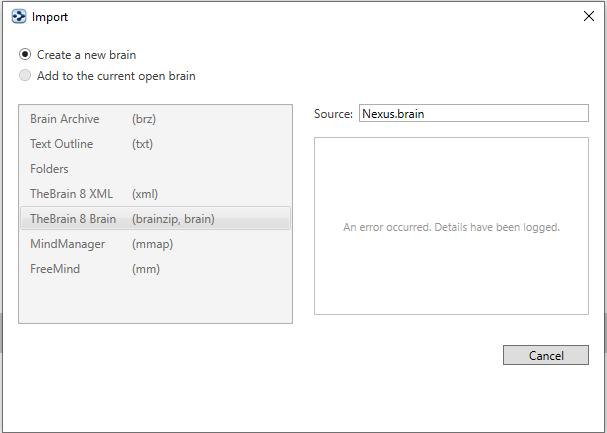Click image for larger version - Name: Spacenexus Brain 8to11 Error Notification.png, Views: 87, Size: 13.48 KB