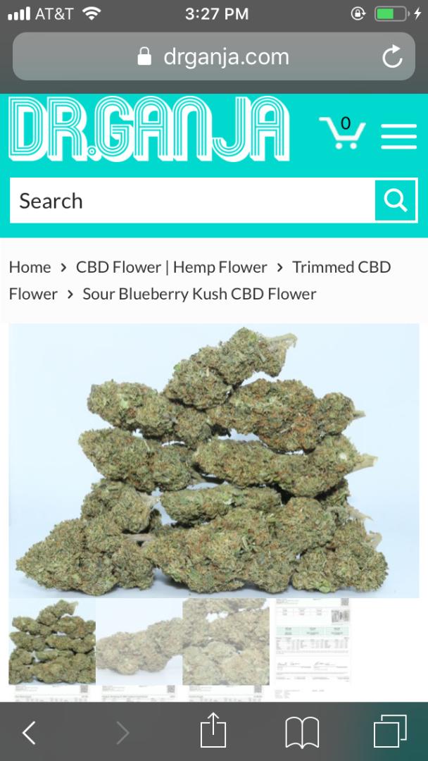 Dr.Ganja Sour Blue Berry Kush CBD Hemp Flower.png